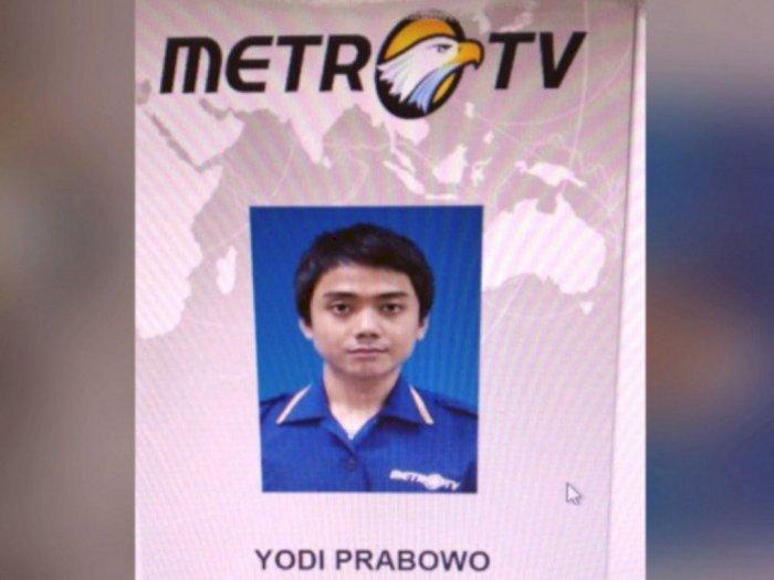 Update Pembunuhan Editor Metro TV : Saksi Sebut Ada 2 Pria Mencurigakan