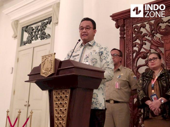 Anies Baswedan Dukung Polda Metro Jaya Terapkan Sistem Tilang Elektronik