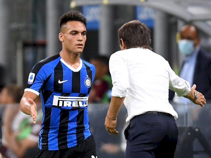 Tak Ingin Lautaro Martinez Pergi, Inter Segera Tawarkan Kontrak Baru
