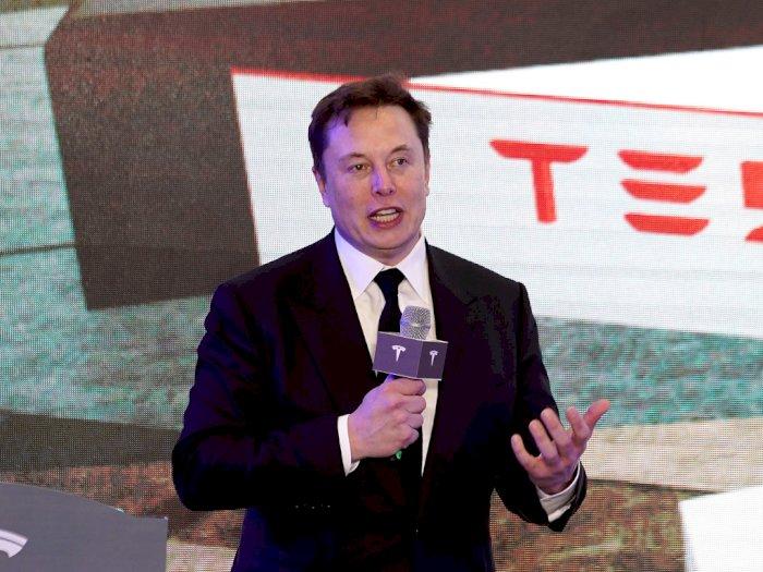Elon Musk Sukses Jadi Orang Terkaya Kelima di Dunia dengan Harta Rp1.000 Triliun