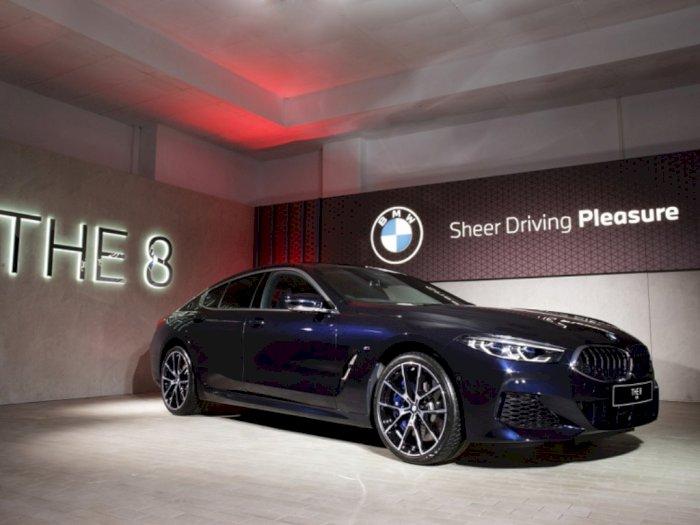 Mobil Sport BMW 840i M Resmi Meluncur, Ini Tampangnya