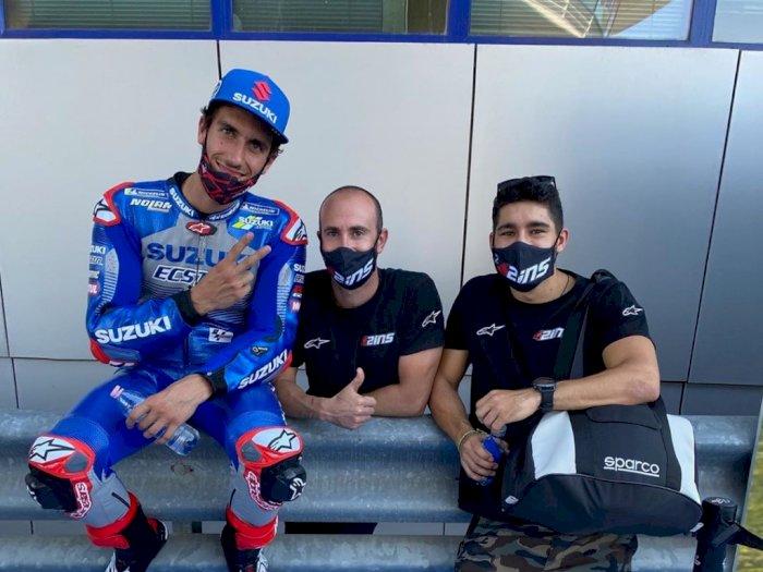 Belum Pulih Sepenuhnya, Alex Rins : Saya Harap Dapat Tampil di MotoGP Andalusia 2020