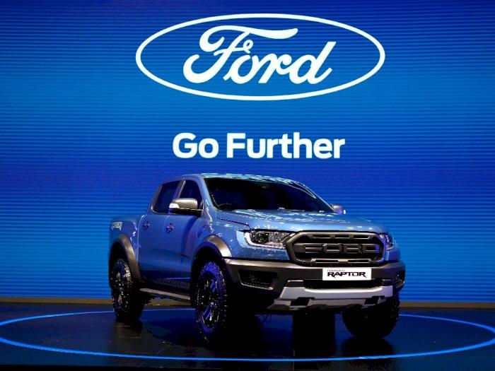 Akibat Pemblokiran Lintasan Kereta Api, Proses Produksi dari Ford Mexico Jadi Terganggu