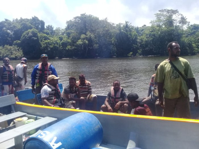 Sebrangi Laut Pakai Speed Boat, 5 Warga Hilang