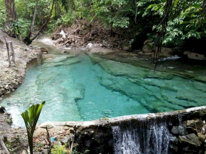 Pansur Napitu, Pemandian Alam Nan Jernih di Asahan