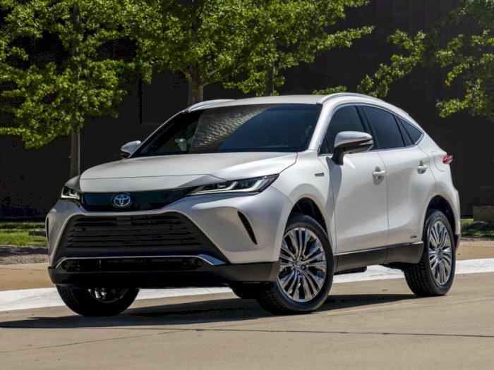 Dirilis di Amerika Serikat, Ini Harga Toyota Venza 2021!