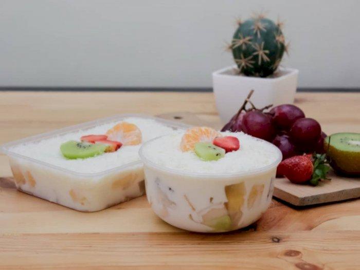 Resep Camilan Sehat Salad Buah, Nggak Pake Ribet!