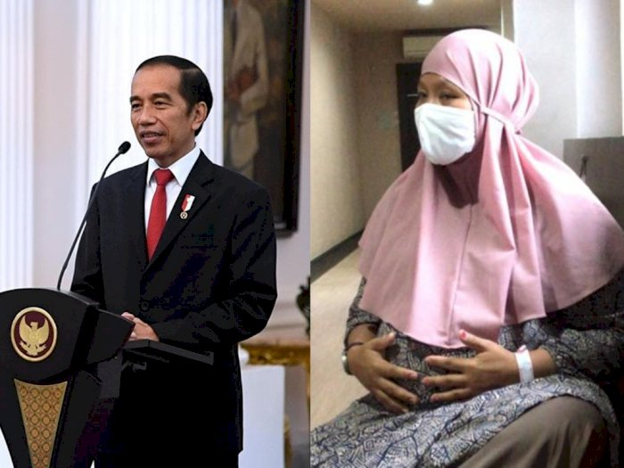 Beda Perlakuan Tes Swab untuk Jokowi dengan Ibu Hamil yang Bayinya Mati dalam Kandungan