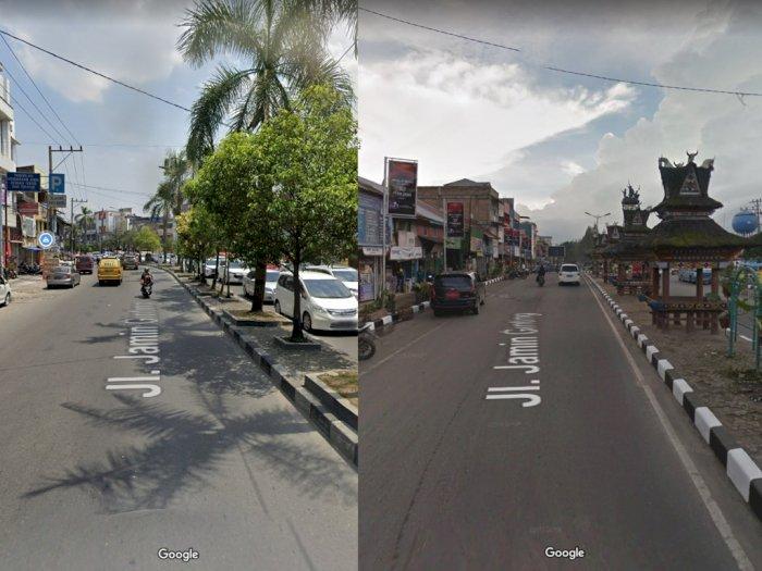 Fakta Menarik Jalan Jamin Ginting, Membentang dari Medan Sampai Karo