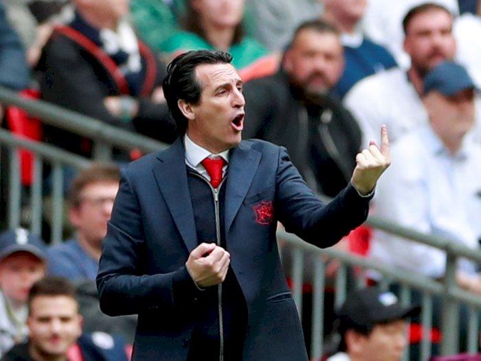 Mikel Arteta Beri Selamat Untuk Unai Emery yang Kini Latih Villarreal