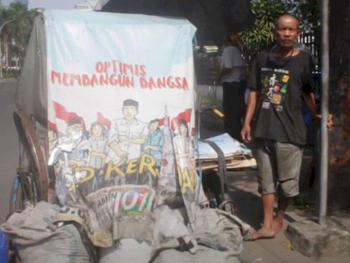 Kisah Tukang Becak Dayung di Medan yang Tidur Jalan, Makin Tergeser karena Ojek Online