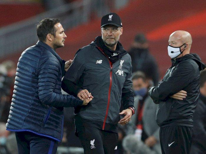 Timnya Dituduh Arogan oleh Lampard, Ini Jawaban Klopp