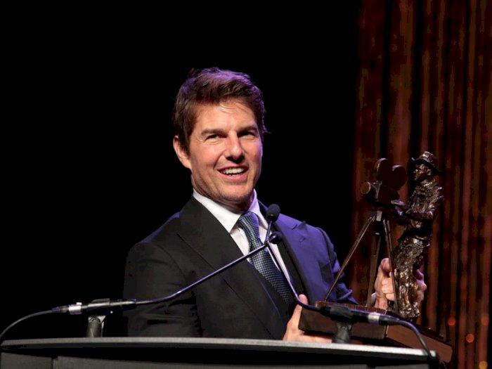 Tom Cruise Bebas Kewajiban Karantina Saat Syuting Film di Norwegia