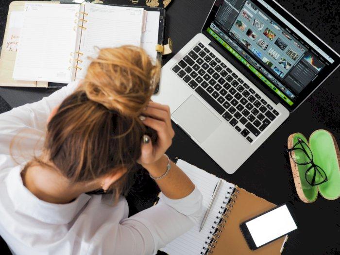 4 Hal Ini Bikin Kamu Jadi Tidak Produktif saat  Bekerja