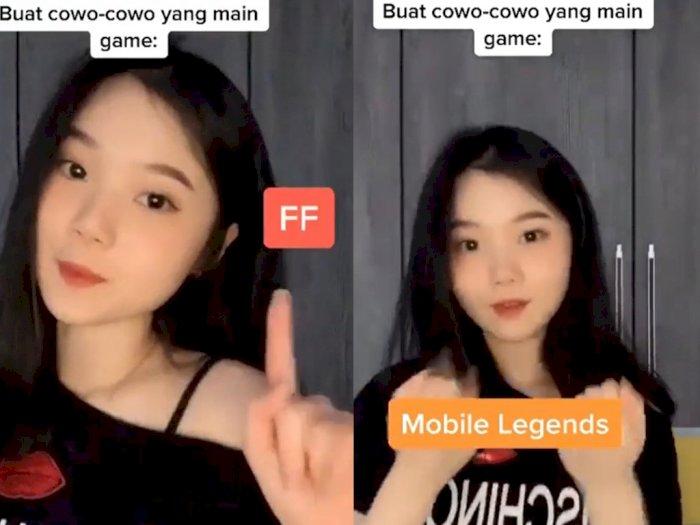 Cari Cowok Gamer, Cewek Cantik Ini Incar Pemain Mobile Legends
