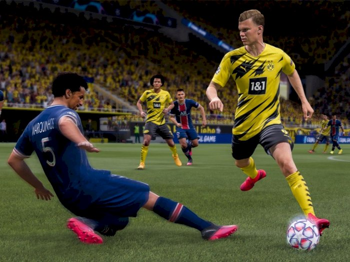 Electronic Arts Perlihatkan Trailer Baru dari FIFA 21, Hadirkan Fitur-Fitur Baru