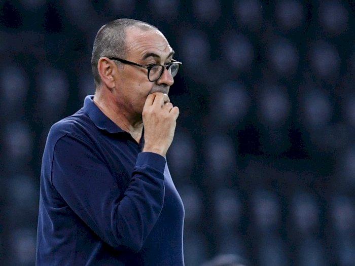 Kalah dari Udinese, Sarri: Juventus Jadi Berantakan