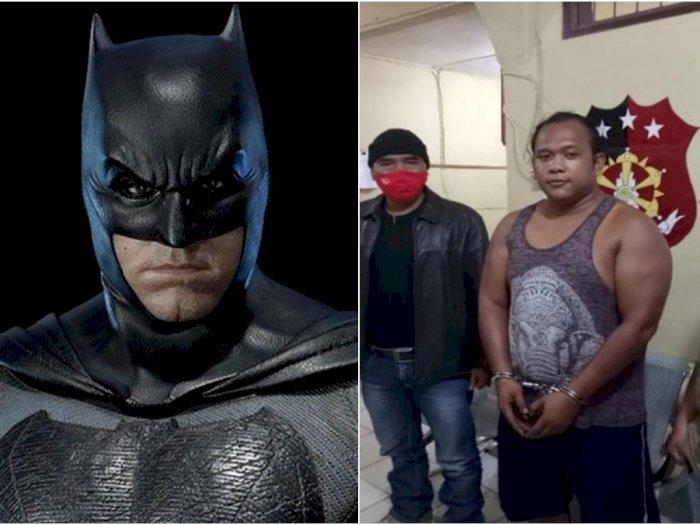 Mencuri 7 Ribu Kg Buah Kelapa Sawit Milik Perusahaan, Batman Diringkus Polisi