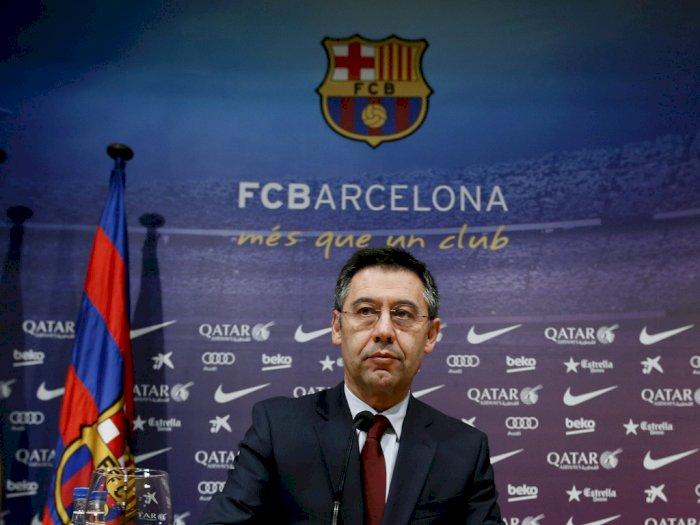 Presiden Barcelona Jawab Sejumlah Rumor Soal Klubnya di Musim Ini