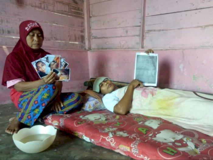 Kesaksian Korban Penyiksaan Oknum Anggota Dewan Labuhan Batu Selatan