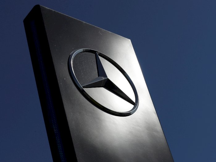 Pabrikan Mercedes-Benz Perkenalkan Teknologi Terbaru, Apakah itu?