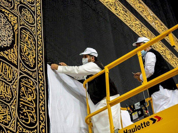 Arab Saudi Akan Tangkap & Denda Orang yang Memaksa Masuk ke Masjidil Haram