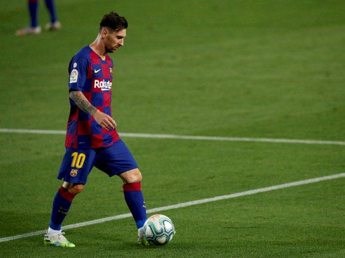Bagaimana Nasib Barcelona Jika Messi Pensiun?