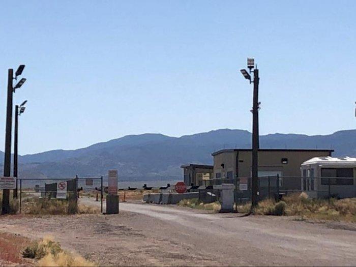 Area 51, Kawasan Rahasia Tempat Penyimpanan UFO dan Alien