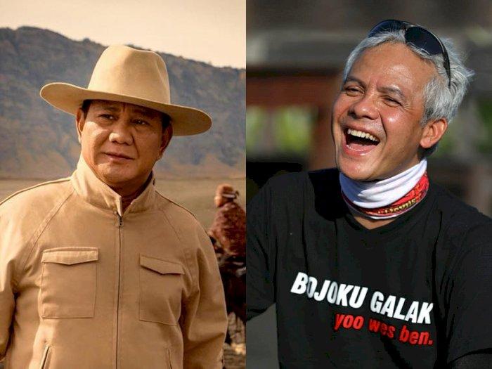 Elektabilitas Prabowo dan Ganjar Kokoh di Puncak, Berpeluang Menjadi Calon Presiden 2024