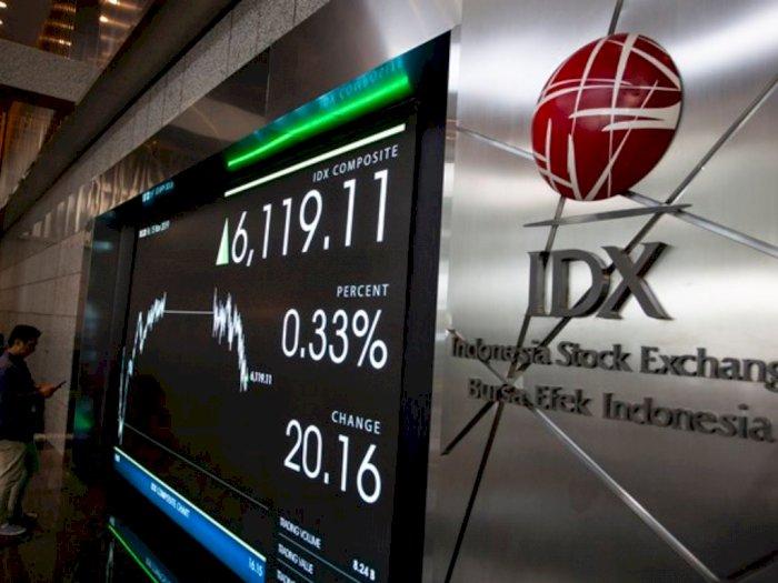 BEI Optimis Pergerakan Positif Pasar Modal Indonesia Masih Berlanjut
