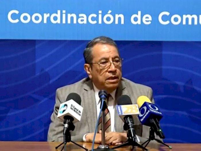 Menteri Kesehatan Meksiko Jesus Grajeda Meninggal karena Corona