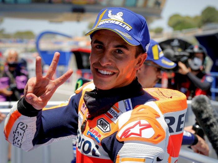 Ini Alasan Mengapa Marc Marquez Tidak Mengikuti MotoGP Andalusia 2020!