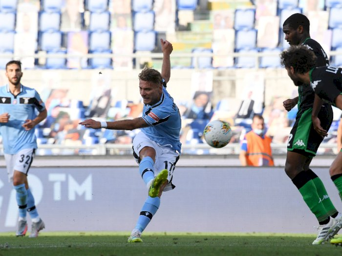 Ciro Immobile Jadi Kandidat Terkuat Top Skor Liga Italia