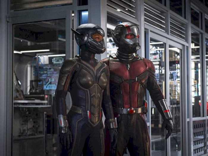 "Sinopsis ""Ant-Man and the Wasp (2018)"" - Scott Lang dengan Misi Baru"