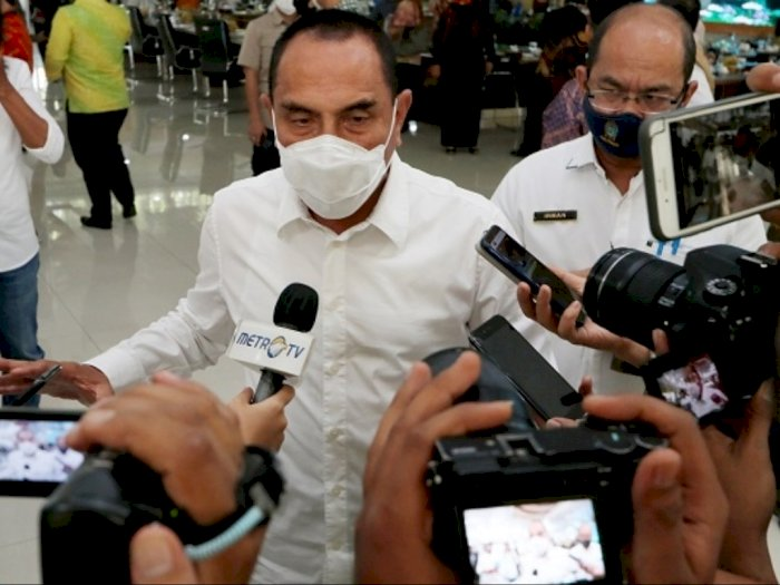 Gubsu: Sumut Siap-siap Berlakukan New Normal, Usulan Telah Disetujui Pemerintah Pusat