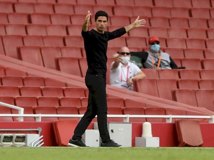 Mikel Arteta Minta Arsenal Beli Bek Tengah Baru