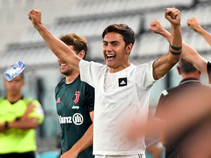 Sukses Raih Scudetto Bersama Juventus, Paulo Dybala akan Diberi Kontrak Baru