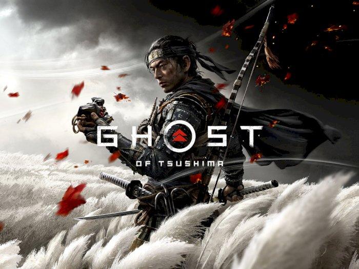 Ghost of Tsushima Sukses Terjual 2,4 Juta Copy Hanya dalam Waktu 3 Hari