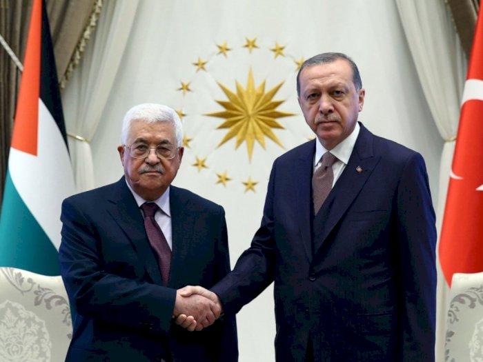 Presiden Palestina Senang dan Puji Keputusan Hagia Sophia Kembali Jadi Masjid