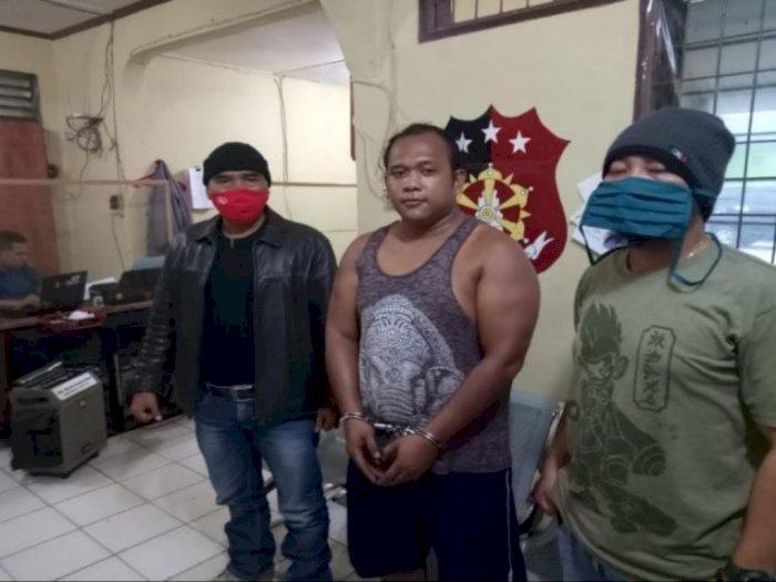 7.000 Kg Kelapa Sawit di Langkat Dicuri Betmen, Ia Langsung Diringkus Polisi