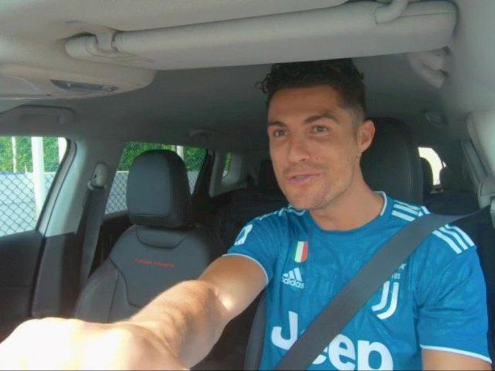 Jeep Siapkan Mobil Compas Renegade untuk Pemain Juventus