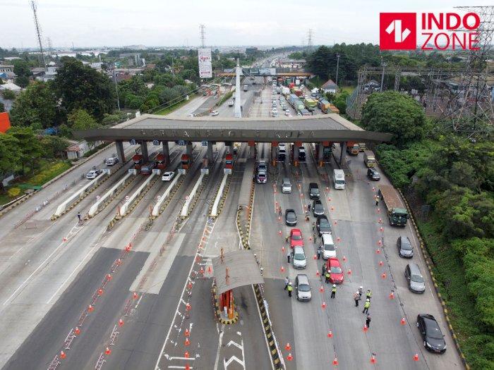 Viral Kendaraan Ditilang karena Ngebut di Tol, Astra Infra: Itu Hoaks!