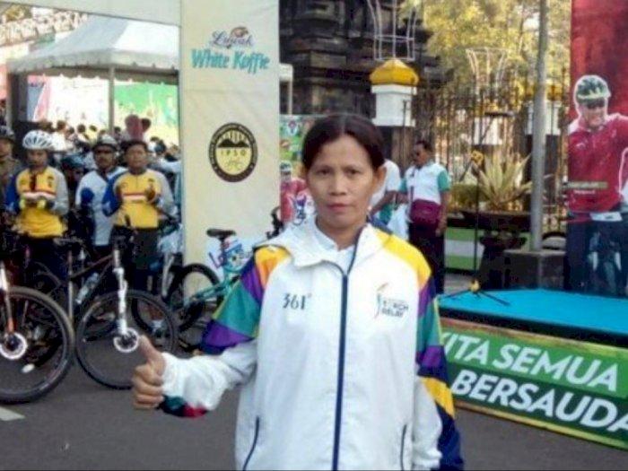 Mantan Atlet Maria Lawalata Jadi Tersangka Kasus Penipuan