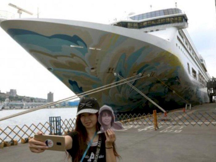 Taiwan Kembali Membuka Layanan Pariwisata Kapal Pesiar
