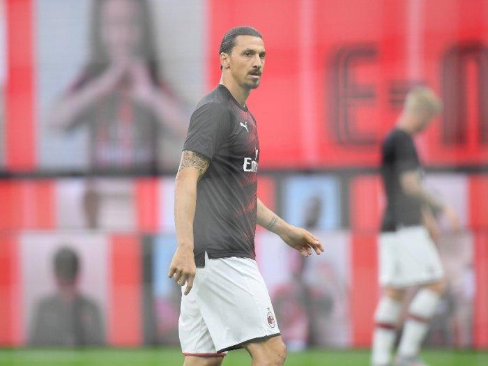 Carlo Ancelotti: Tugas Berat AC Milan Saat Ini Pertahankan Ibrahimovic