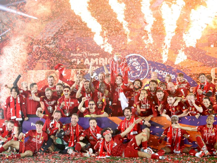 Liverpool Persilakan Pemainnya Liburan, Tapi Ingatkan Bahaya Virus Corona