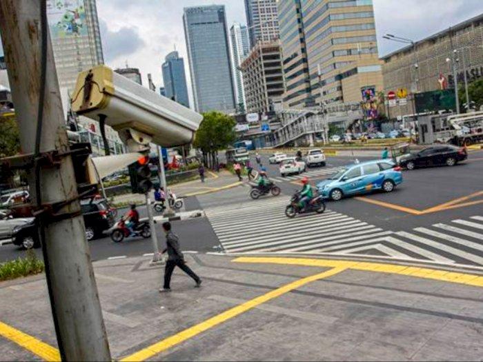 Jumlah Kamera E-TLE di Jakarta Bertambah Jadi 57 Kamera