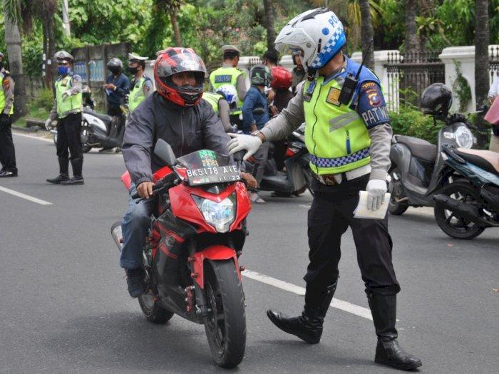 Hari Keenam Operasi Patuh Jaya 2020, Polisi Tilang 4.240 Kendaraan