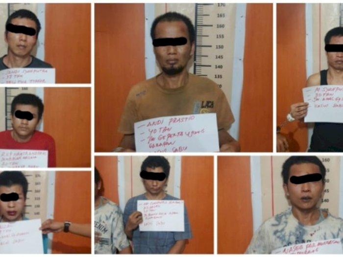 Polisi di Medan Dianiaya 7 Napi yang Hendak Kabur