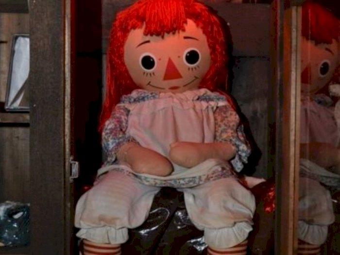 Boneka Misterius Annabelle, Hadiah Sang Ibu Kepada Anaknya